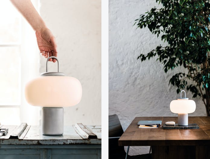 Astep Nox Table Light Alfredo Haberli