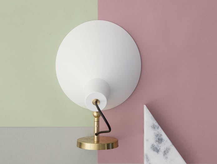 Astep Vv Cinquanta Wall Light Vittoriano Vigano