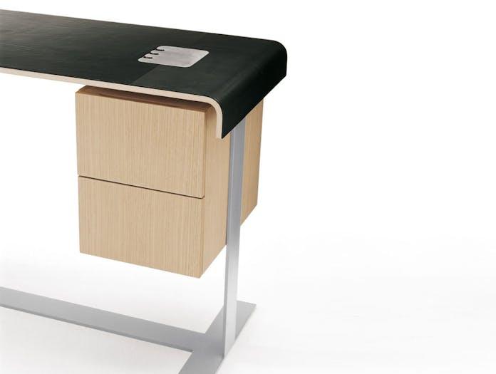 Bb Italia Eileen Writing Desk Detail Antonio Citterio
