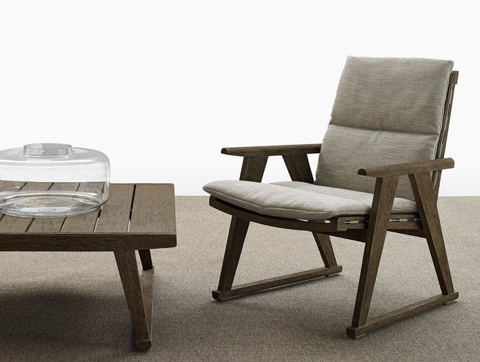 Bb Italia Gio Outdoor Chair 2 Antonio Citterio
