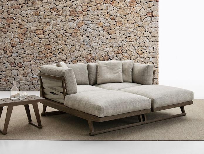 Bb Italia Gio Outdoor Sofa 2 Antonio Citterio