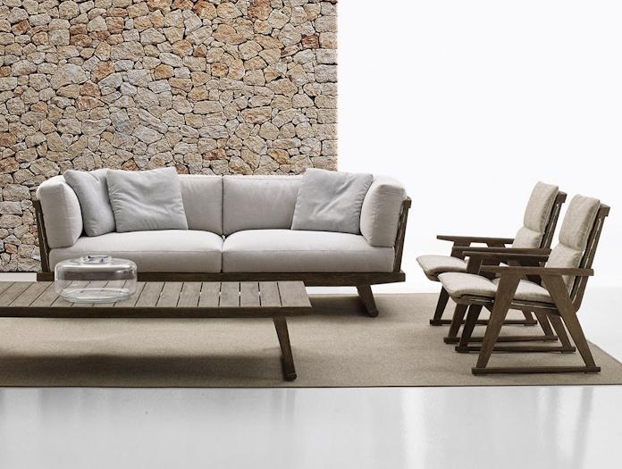 Bb Italia Gio Outdoor Sofa Chairs Antonio Citterio