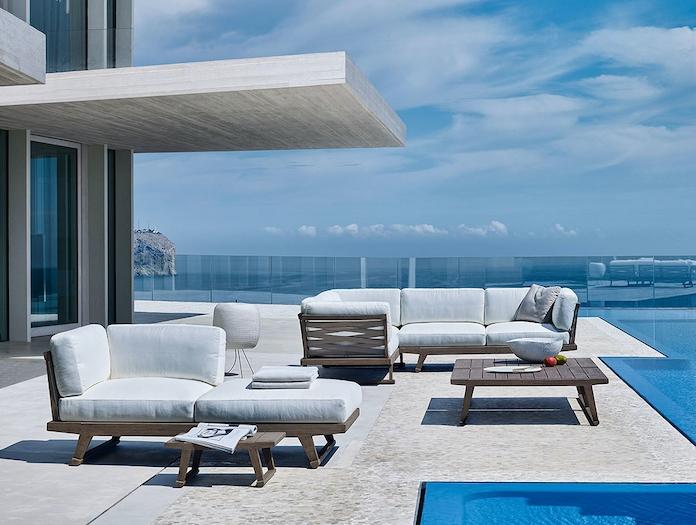 Bb Italia Gio Outdoor Sofa Collection Antonio Citterio