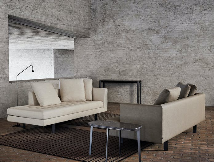 Bensen edward sofa and chaise longue