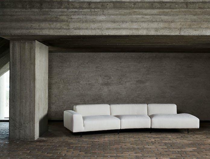 Bensen endless sofa