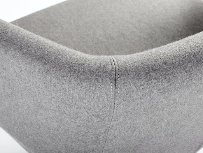 Bensen lotus lounge chair detail 1