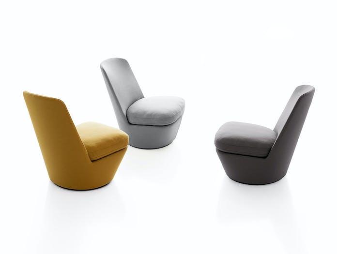 Bensen pre swivel chairs 3