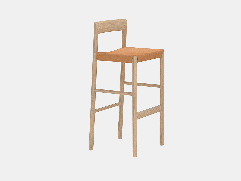 Bensen stax stool oak toscano natural