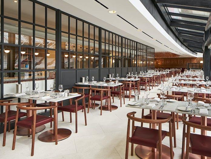 Bensen tokyo chairs london stadium restaurant