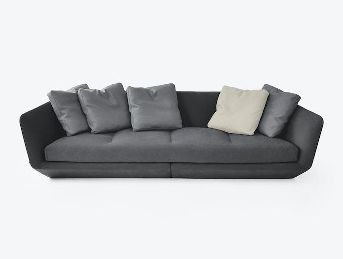 Bensen aura sofa grey