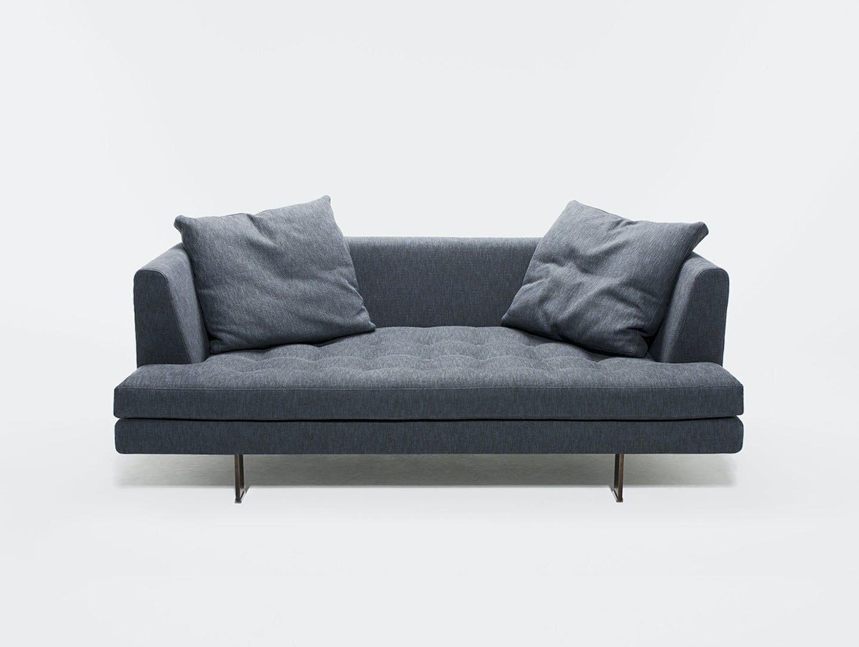 Bensen edward sofa blue grey 175
