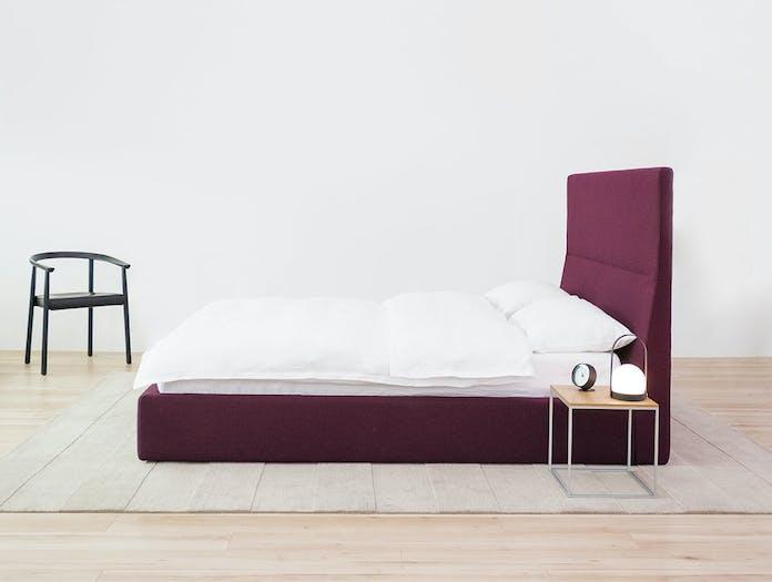 Bensen everest bed storage 1