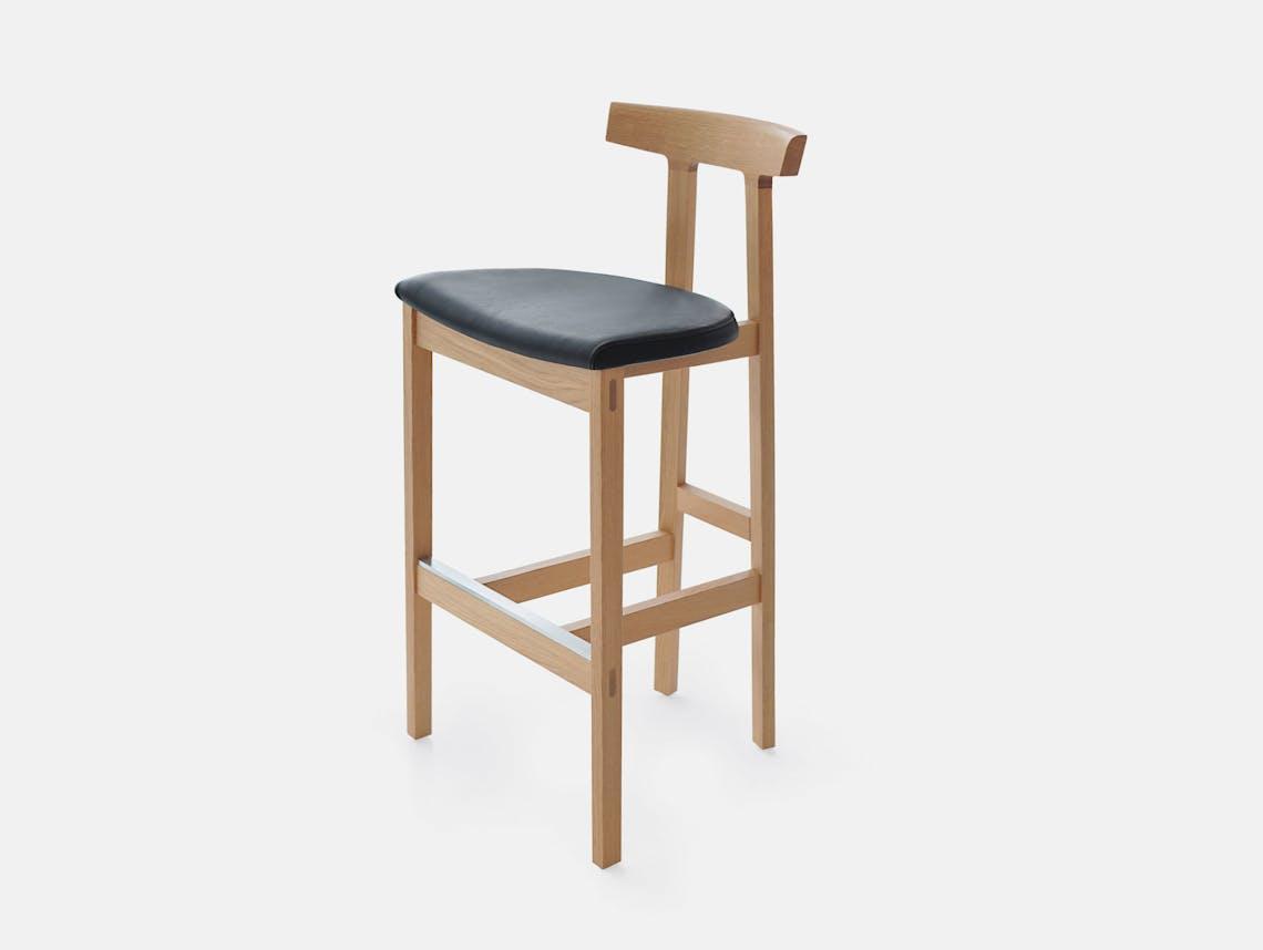 Bensen torii stool oak 1