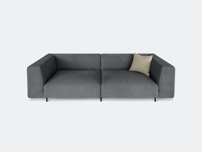 Bensen Endless Sofa 3Seat Front