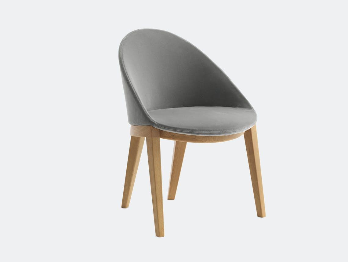 Bensen circa dining chair oak 1