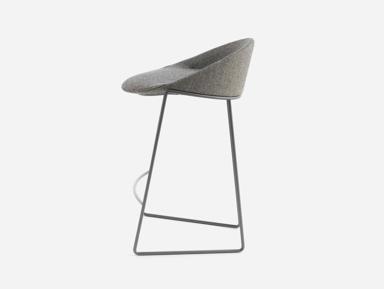 Bensen circa stool graphite base 1