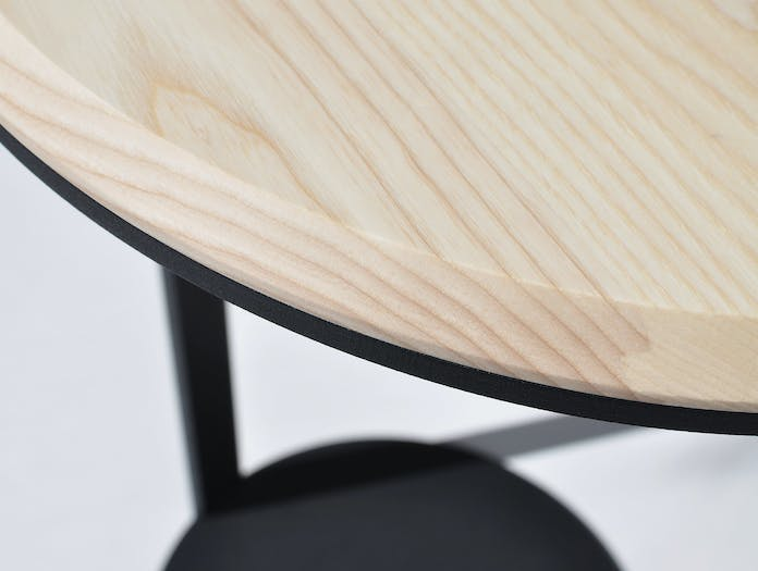 Bensen Around Table Detail 4