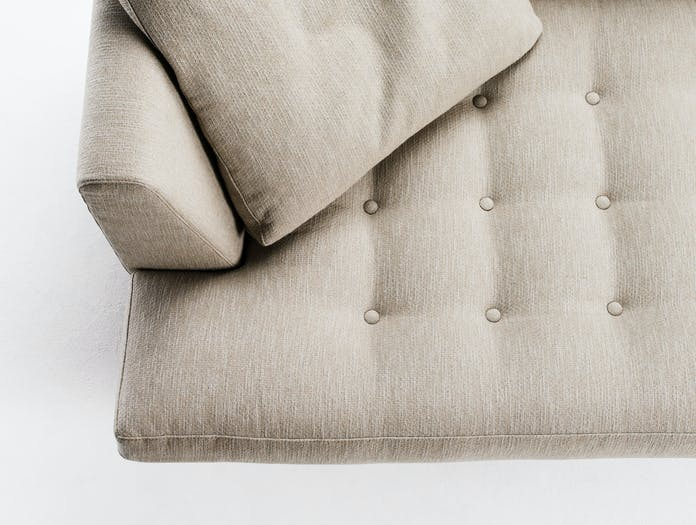 Bensen Edward Sofa Button Detail