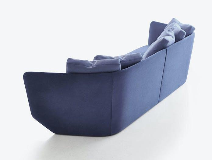 Bensen Aura Sofa Back Detail