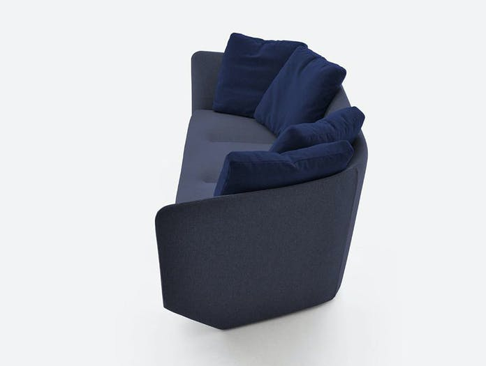 Bensen Aura Sofa Side