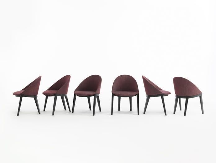 Bensen circa dining chair wood story 1