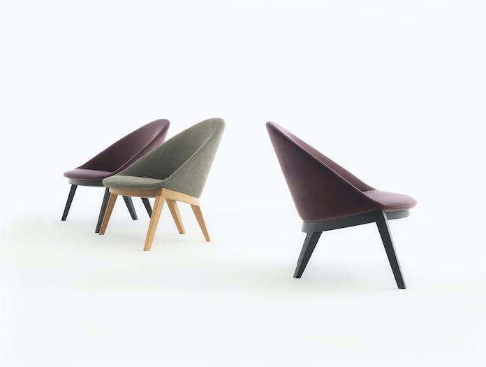 Bensen circa lounge chair wood base story 1