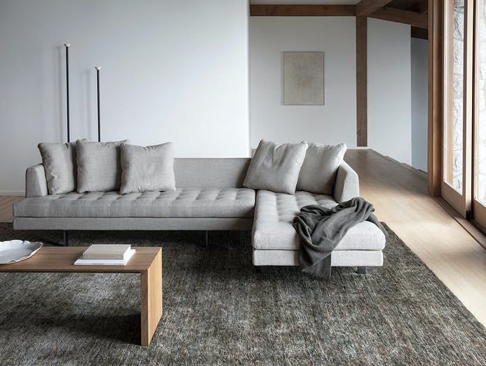 Bensen edward sectional sofa 3