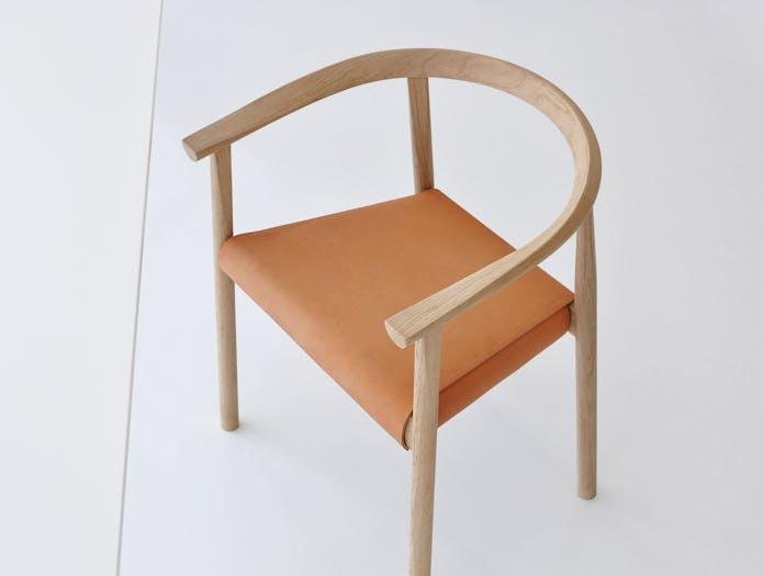 Bensen Tokyo Chair Oak 4