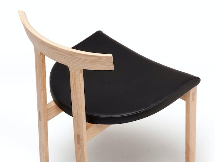 Bensen Torii Chair Back Detail
