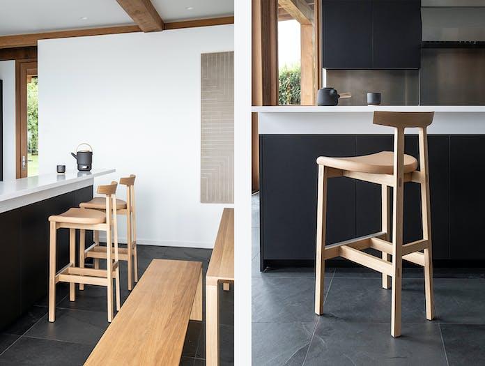 Bensen torii stools lifestyle