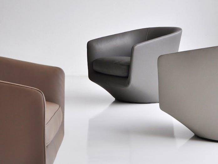 Bensen u turn lounge chair 2