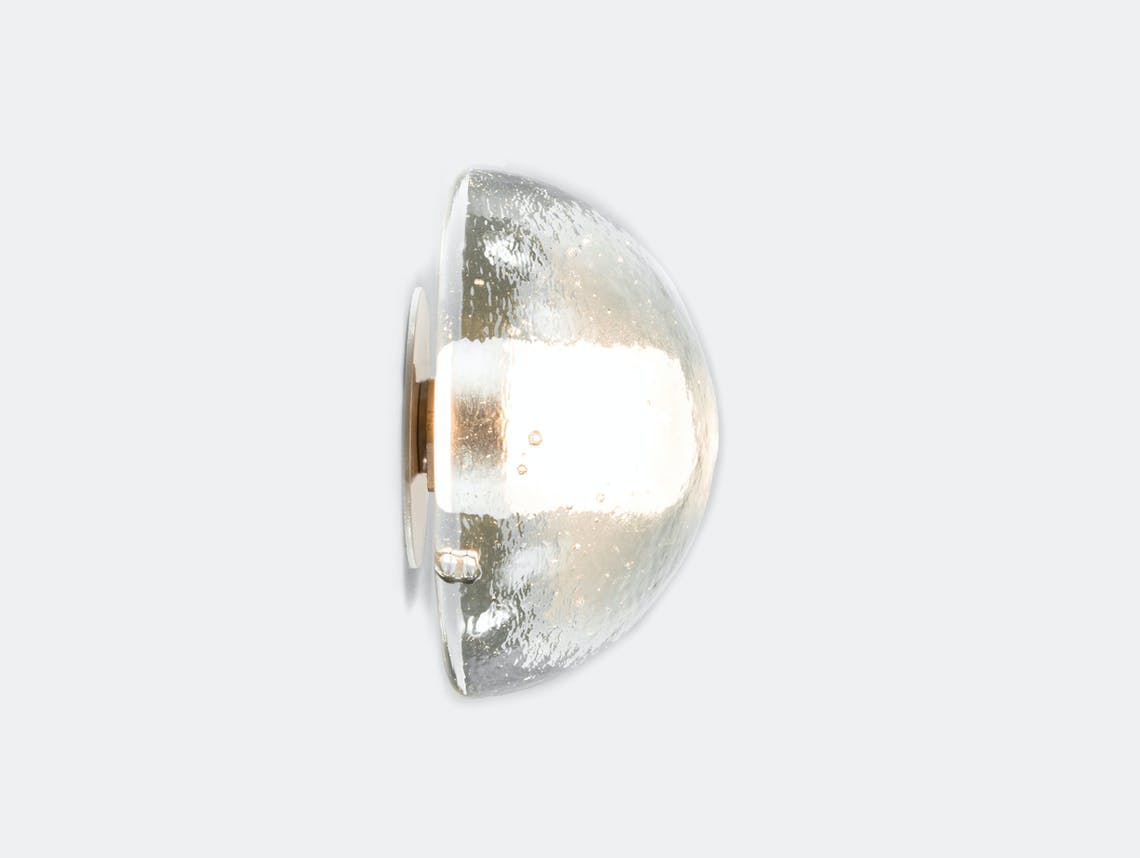 Bocci Lighting 14S Wall Sconce Side View Omer Arbel