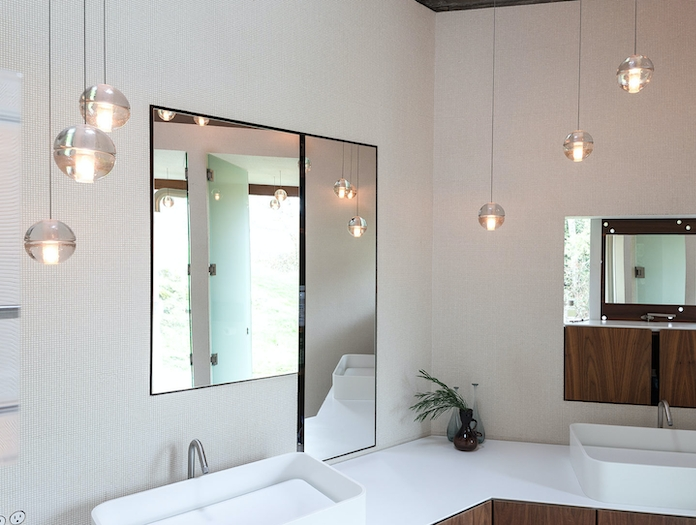 Bocci 14 Series Pendant Light Bathroom Omer Arbel