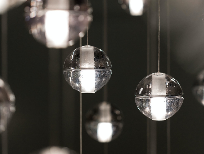 Bocci 14 Series Pendant Light Close Up Omer Arbel