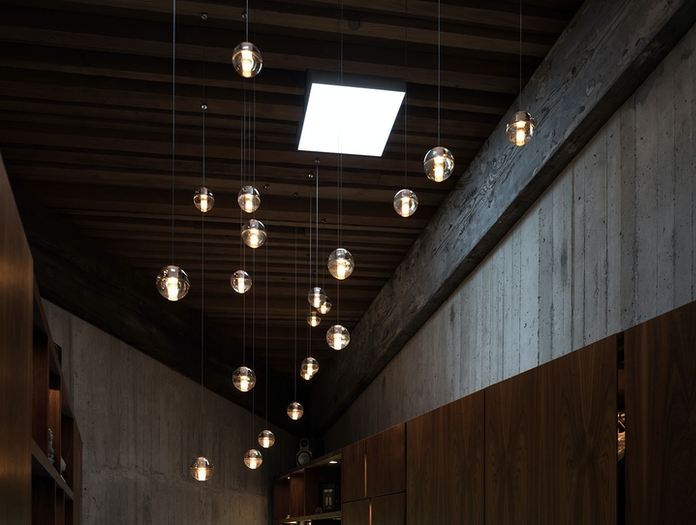 Bocci 14 Series Pendant Light Group Omer Arbel