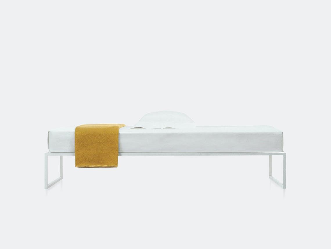 Cappellini Fronzoni 64 Bed White A G  Fronzoni