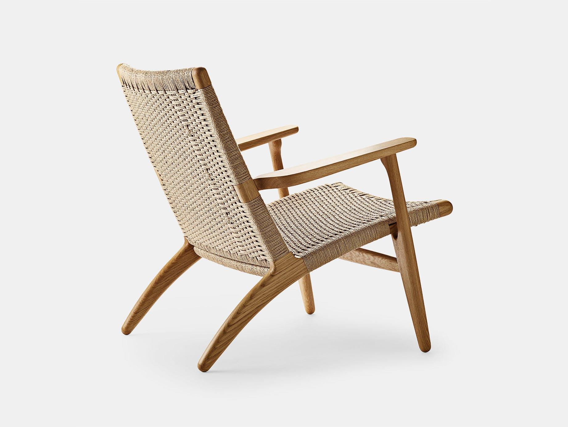 Carl hansench25 chair oiled oak 4