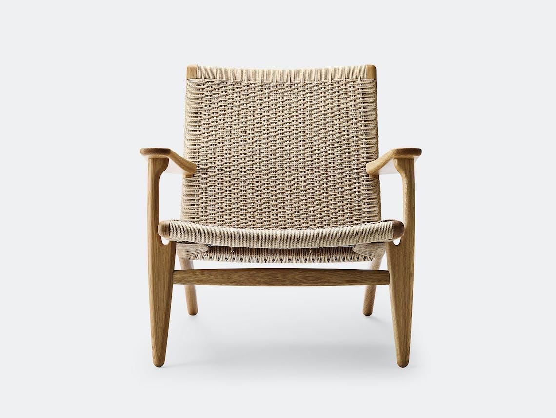 Carl hansench25 chair oiled oak