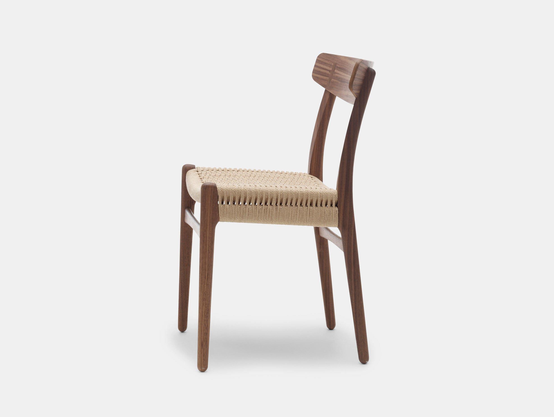 Carl Hansen Ch23 Chair Walnut Hans Wegner