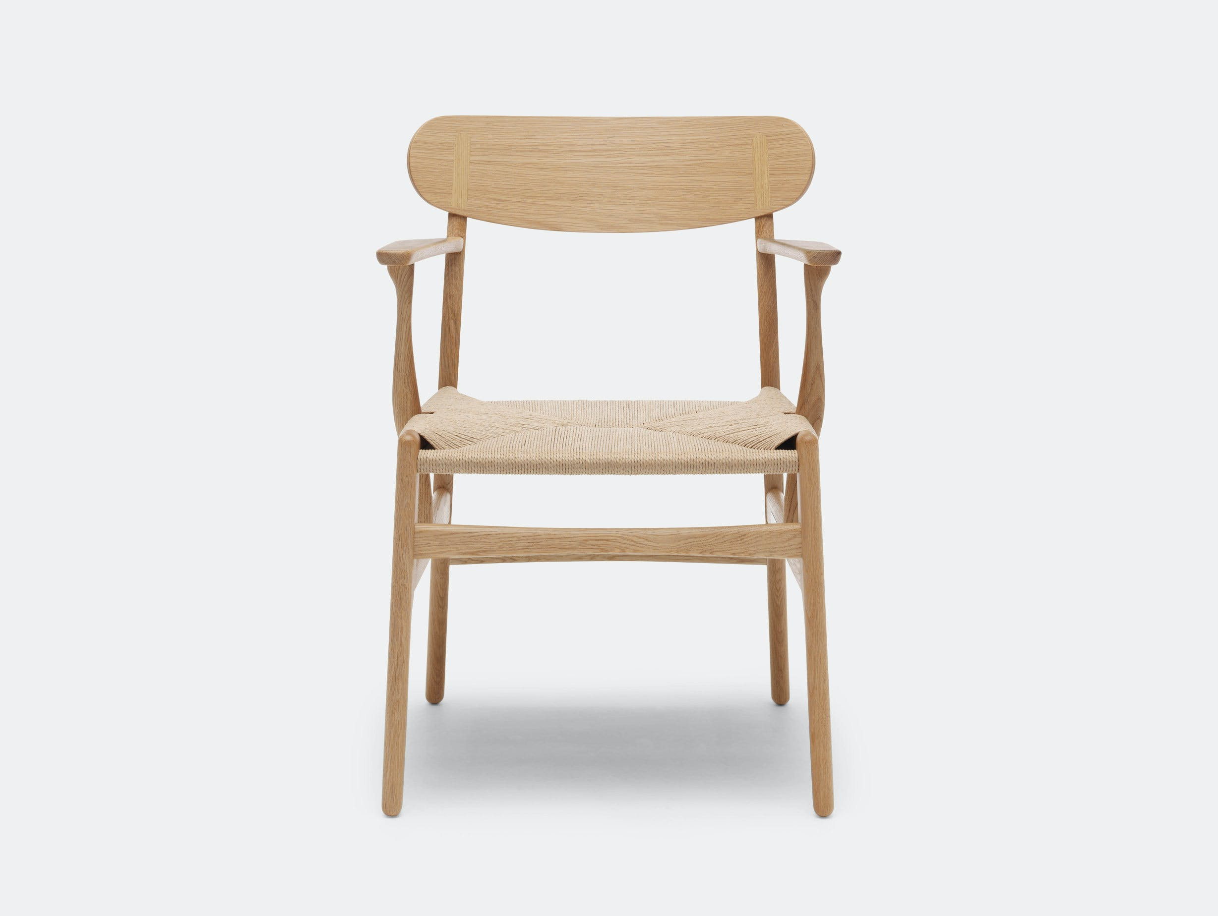 Carl Hansen Ch26 Chair Oak Hans Wegner