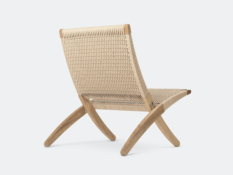 Carl hansen cuba chair mg501 papercord 1