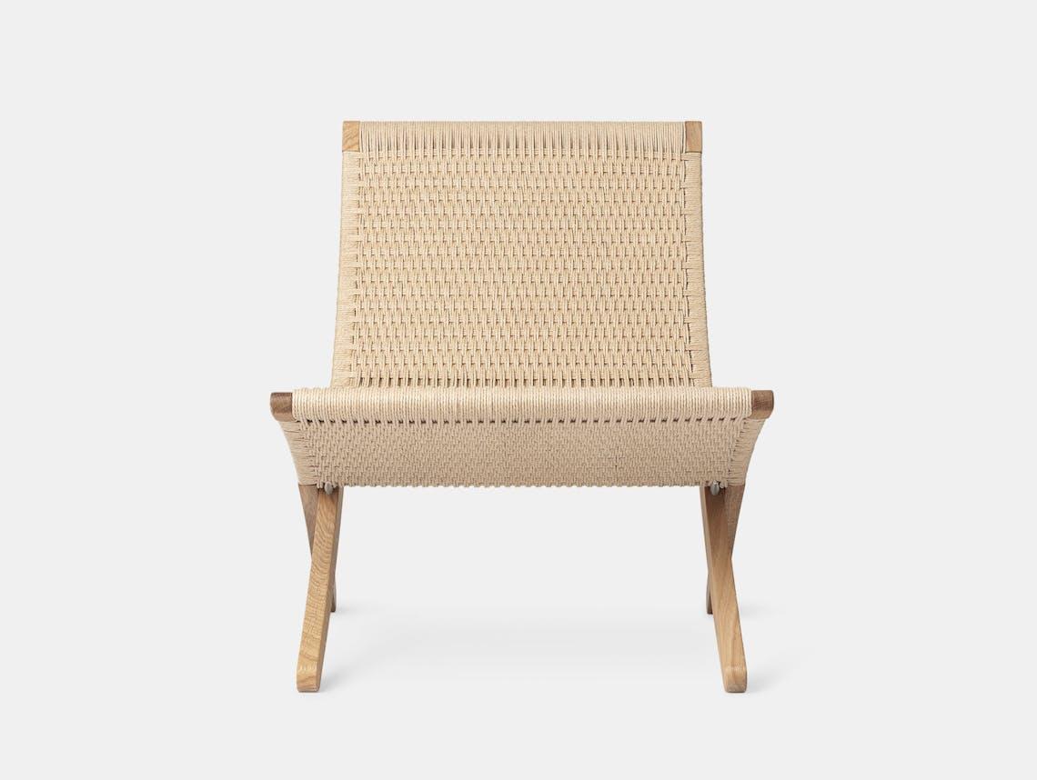 Carl hansen cuba chair mg501 papercord 2