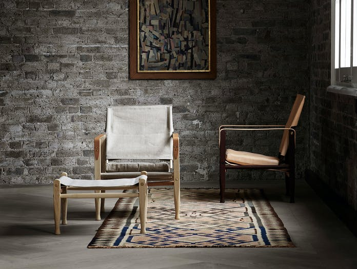 Carl Hansen Kk47000 Safari Chairs Kaare Klint