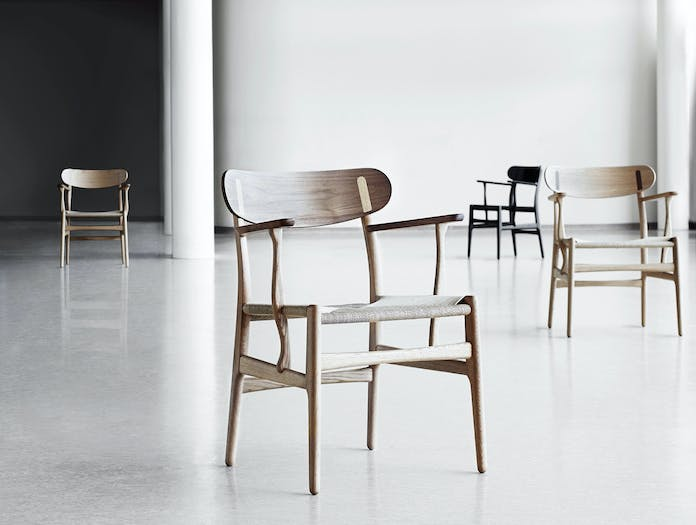 Carl Hansen Ch26 Dining Chairs