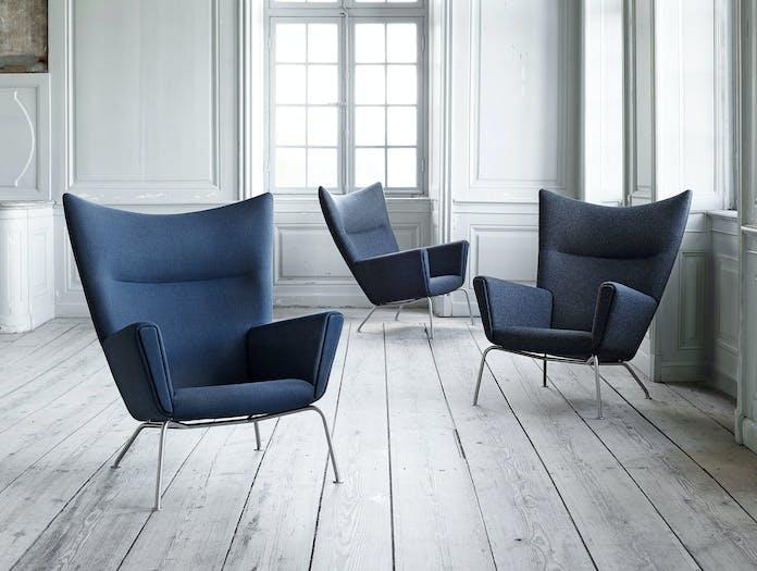 Carl Hansen Ch445 Lounge Chair