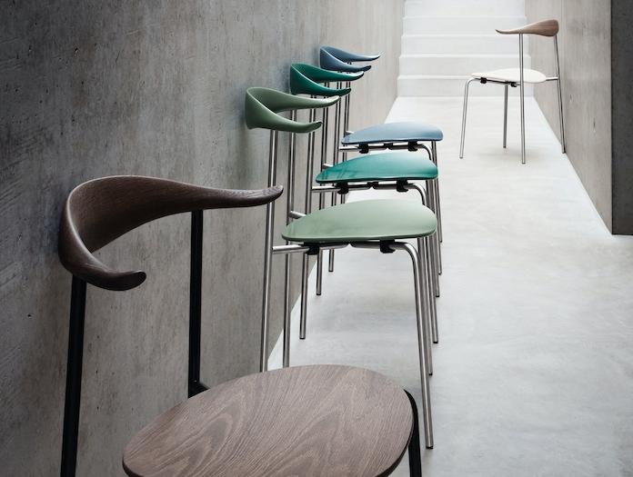 Carl Hansen Ch88 Chair Range