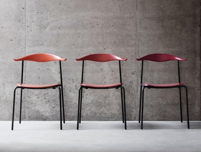 Carl Hansen Ch88 Chair Reds