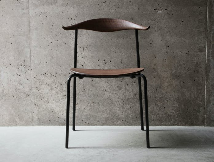 Carl Hansen Ch88 Chair Smoked Oak