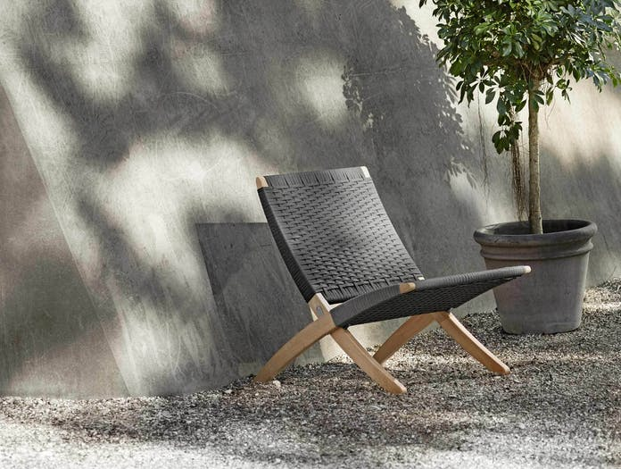 Carl hansen mg501 outdoor cuba chair ls