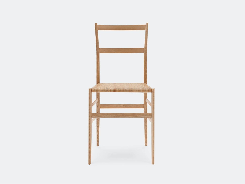 Cassina Superleggera Chair Natural Ash Gio Ponti